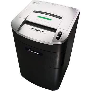 Swingline® LM12-30 Large Office Non-Stop Jam-Free Micro-Cut Commercial Shredder