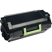 Lexmark 621 Black Standard Yield Toner Cartridge (62D1000)
