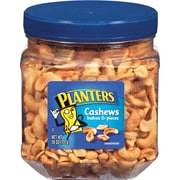 Planters® Salted Cashew Halves & Pieces, 26 oz. Canister  (01858)