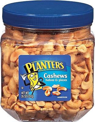 Planters® Cashew Halves & Pieces, 26 oz
