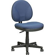 Raynor Eurotech Fabric OSS Swivel Chair, Blue