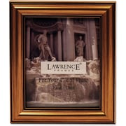 "Lawrence Frames 4"" x 5"" Wooden Antique Gold Picture Frame (224G45)"