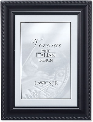 310057 Black Metal Classic Rope 5x7 Picture Frame