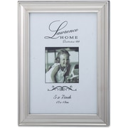 710357 Tailored Metal Silver 5x7 Picture Frame