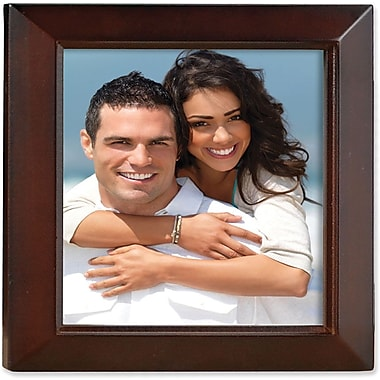 Espresso Wood 5x5 Picture Frame - Estero Collection