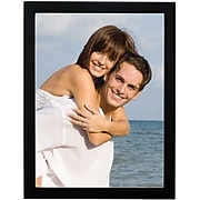 8x10 Black Wood Picture Frame - Gallery Collection