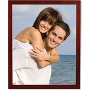 "Lawrence Frames 11"" x 14"" Wooden Walnut Brown Picture Frame (755611)"