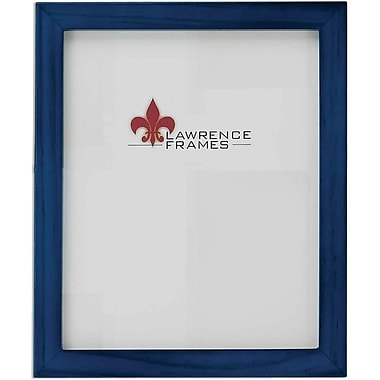 4x5 Blue Wood Picture Frame - Gallery Collection