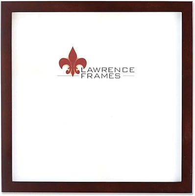 755910 Espresso Wood 10x10 Picture - Gallery CollectionFrame