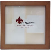 766055 Nutmeg Wood 5x5 Picture Frame - Gallery Collection