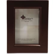 "Lawrence Frames 2.5"" x 3.5"" Wooden Espresso Treasure Espresso Box Frame (795123)"
