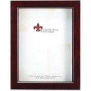 """Lawrence Frames 8"""" x 10"""" Wooden Espresso Treasure Espresso Box Frame (795180)"""
