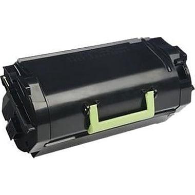 Lexmark 521H Black Toner Cartridge (52D1H00), High Yield, Return Program