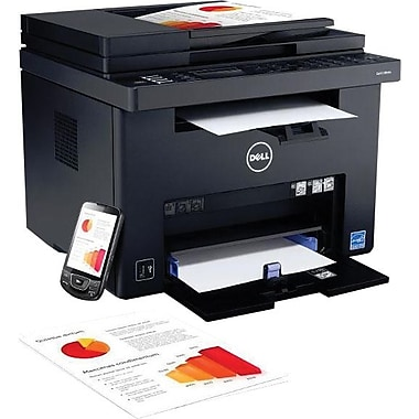 14999 Dell C1765nfw Color Laser All In One Printer