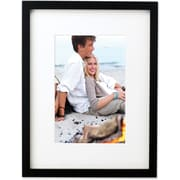"""Lawrence Frames Images Collection 4"""" x 6"""" Wooden Black Picture Frame (765546)"""