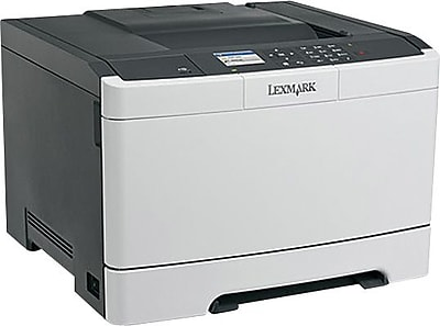 Lexmark™ CS410DN Single-Function Color Laser Printer