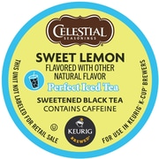 Keurig® K-Cup® Celestial Seasonings® Sweet Lemon Iced Tea, 24 Pack