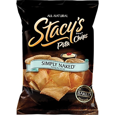 Stacy's® Pita Chips, 24 Bags/Case
