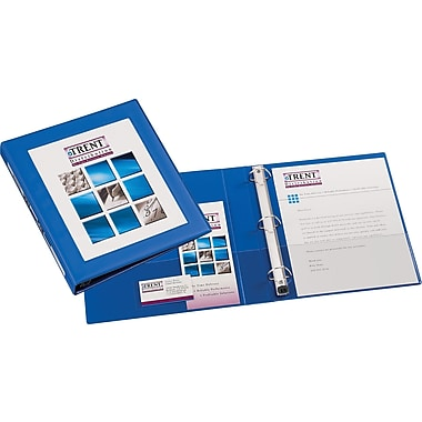 Avery(R) Framed View Binder with 1