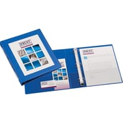 "Avery(R) Framed View Binder with 1"" One Touch EZD(TM) Rings 68028, Blue"