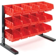 "Trademark Tools™ Bench Top Parts Rack, 7"" L x 21"" W x 15 7/8"" H"