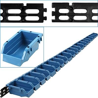 Trademark Tools™ Wall Mounted Parts Rack, 5 1/4