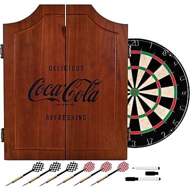 Coca-Cola Cabinet Set, Solid Wood