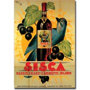 "Trademark Global ""Sisca"" Canvas Art, 24"" x 32"""
