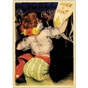 "Trademark Global ""Vieux Le Veult"" Canvas Art, 35"" x 47"""