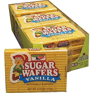 Keebler® Vanilla Sugar Wafers, 2.75 oz. Packs, 12 Packs/Box