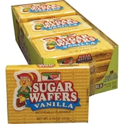 Keebler® Vanilla Sugar Wafers, 2.75 oz. Packs, 12 Packs/Box