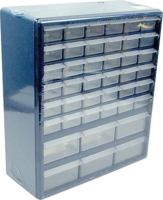 Trademark Tools™ Deluxe 42 Drawer Compartment Storage Box, 17
