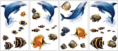 RoomMates® Under the Sea Peel and Stick Wall Decal, 10