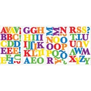 "RoomMates® Express Yourself Colorful Alphabet Peel and Stick Wall Decal, 10"" x 18"""