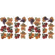 "RoomMates® Fruit Harvest Peel and Stick Wall Decal, 10"" x 18"""