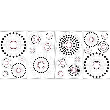 RoomMates® Fusion Peel and Stick Wall Decal, 10