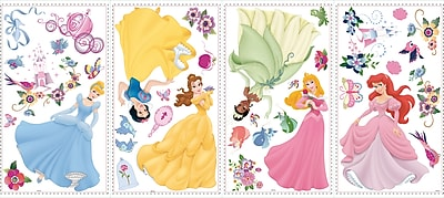 RoomMates® Disney Princess Peel and Stick Wall Decal, 10