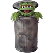 "RoomMates® Oscar The Grouch Peel and Stick Giant Wall Decal, 18"" x 40"""