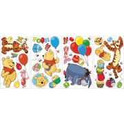 "RoomMates® Pooh and Friends Peel and Stick Wall Decal, 10"" x 18"""