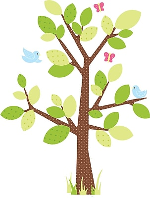 RoomMates® Kids Tree Peel and Stick Giant Wall Decal, 18