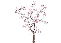 RoomMates® Spring Blossom Tree Peel and Stick Giant Wall Decal, 18' x 40'