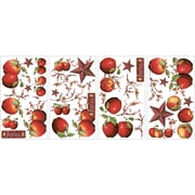 "RoomMates® Country Apples Peel and Stick Wall Decal, 10"" x 18"""