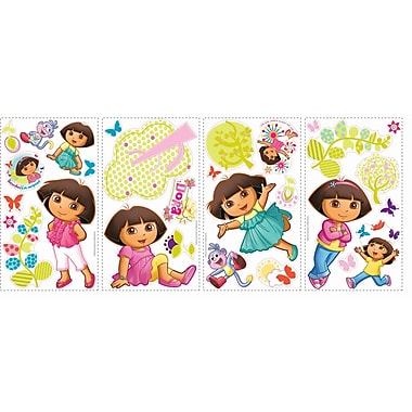 RoomMates® Dora the Explorer Peel and Stick Wall Decal, 10