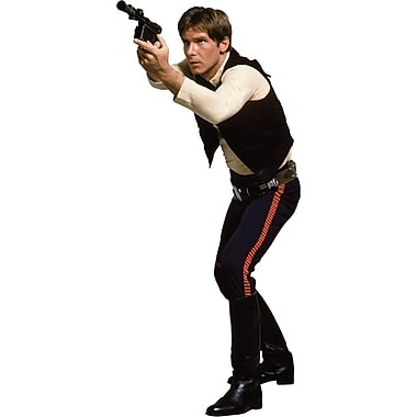 RoomMates® Star Wars™ Han Solo™ Peel and Stick Giant Wall Decal, 18