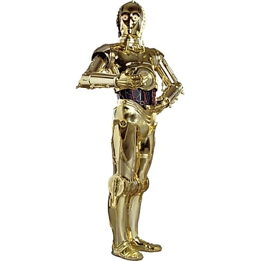 RoomMates® Star Wars™ C-3PO™ Peel and Stick Giant Wall Decal, 18
