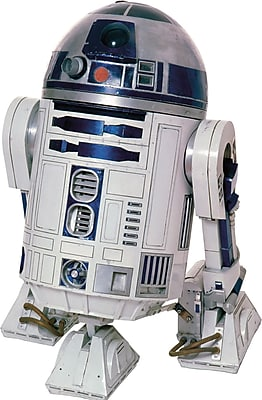 RoomMates® Star Wars™ R2-D2™ Peel and Stick Giant Wall Decal, 18