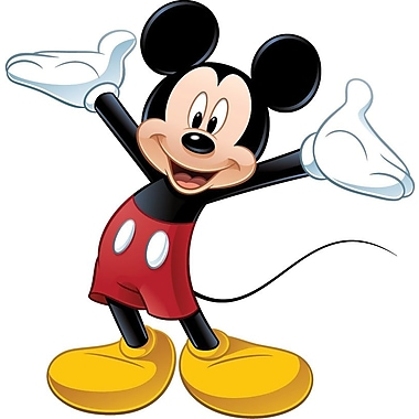 RoomMates® Mickey Mouse Peel and Stick Giant Wall Decal with Augmented Reality, 18