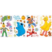 "RoomMates® Sesame Street Peel and Stick Wall Decal, 10"" x 18"""