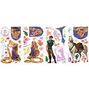 RoomMates® Tangled Peel and Stick Wall Decal, 10