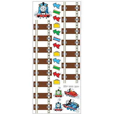 RoomMates® Thomas and Friends Peel and Stick Growth Chart, 18